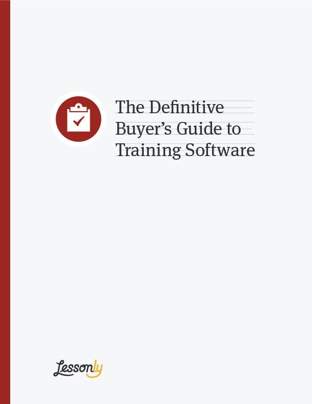 Online training software comparison