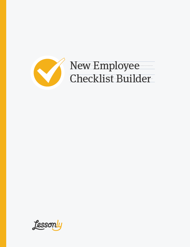 free new employee checklist template builder lessonly bamboohr