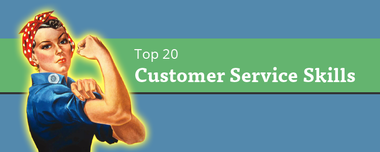 rosie customer service skills
