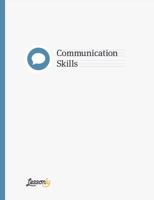 Free Communication Skills Training
