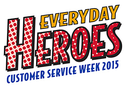 customer service week ideas