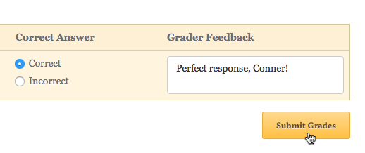 lms feature online training software feedback