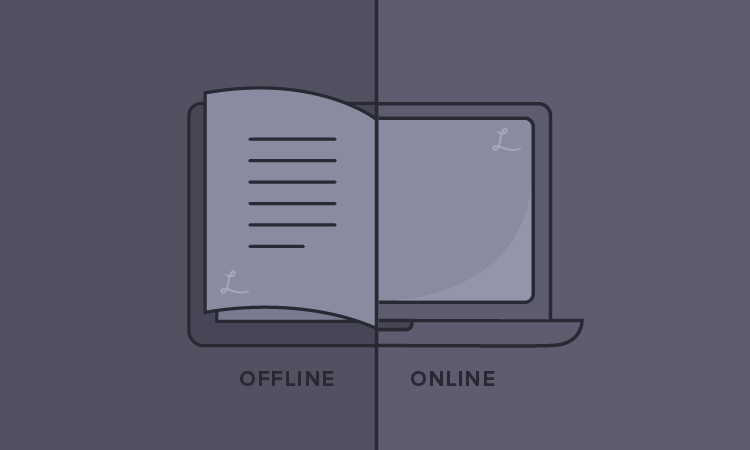A Guide for Integrating Online and Offline Training