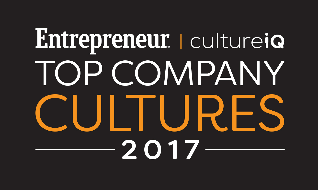 Lessonly Earns Coveted Ranking on 2017 Best Company Culture List by Entrepreneur and CultureIQ