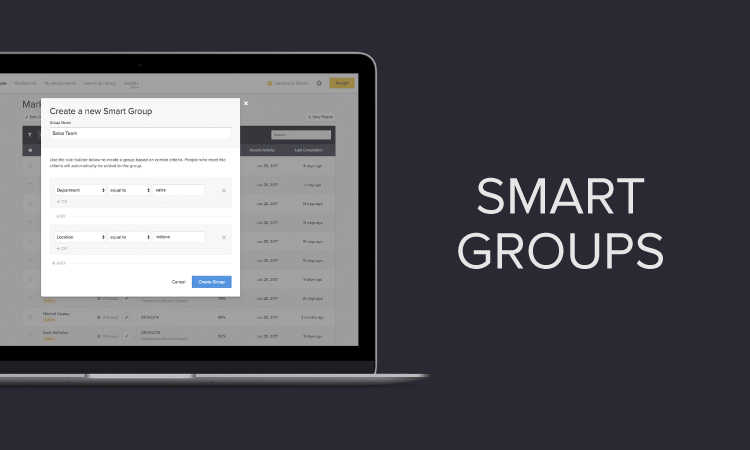 Personalize Learning with Smart Groups
