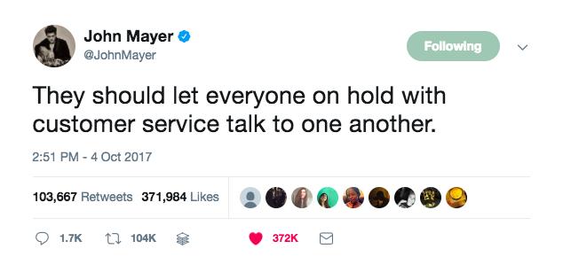 tweet customer service training manual john mayer