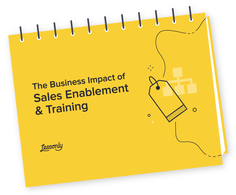The Business Impact of Sales Enablement & Training