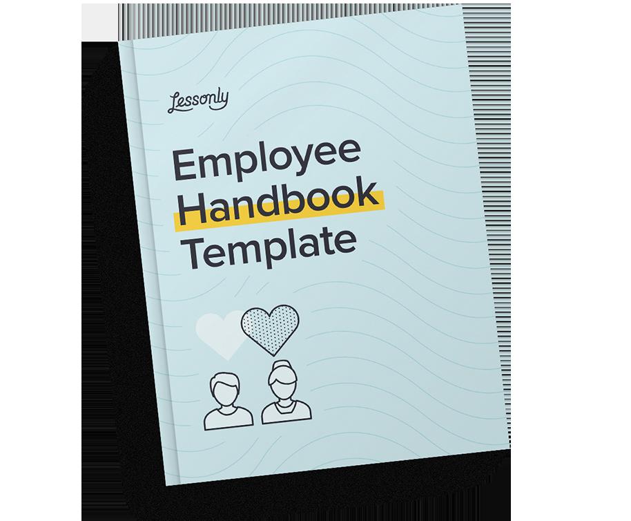 Get your free employee handbook template