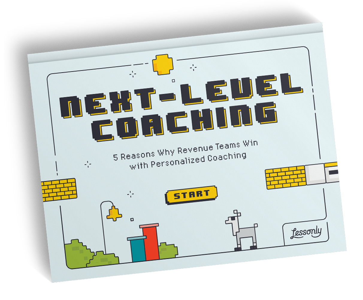 It's Time for Next-Level Coaching
