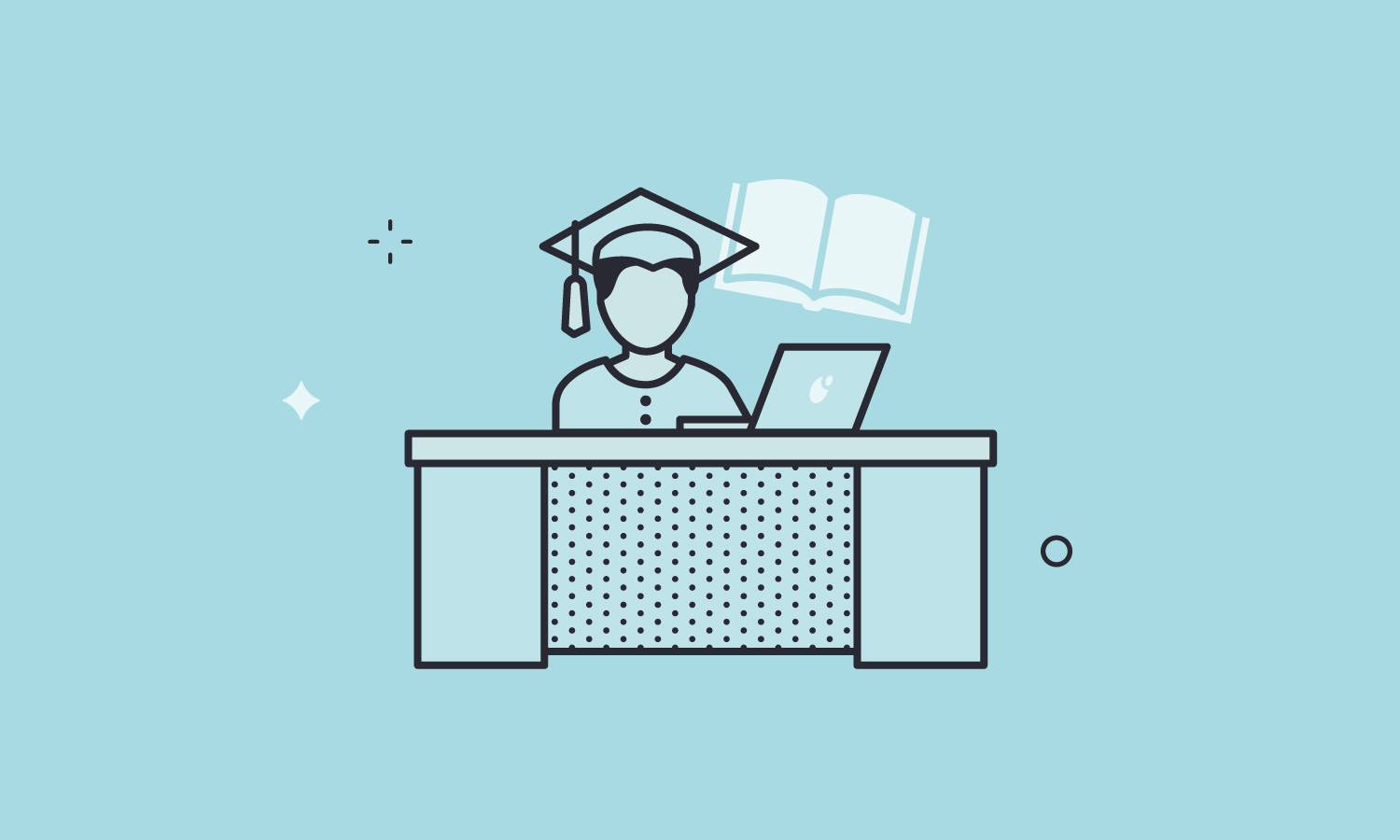 how to create subject matter experts, person at desk